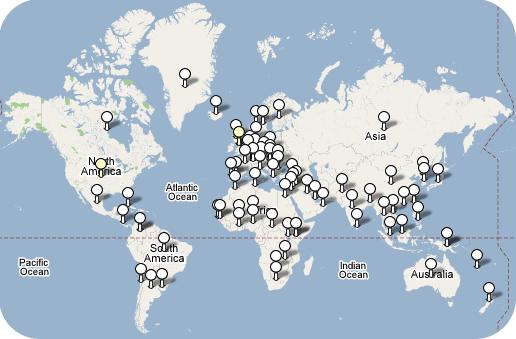MLST-maps